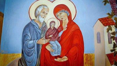 Йоаким и Ана са родители на Дева Мария