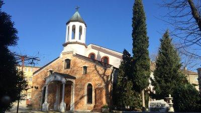 За арменската църква ще бъдат отпуснати 35 000 лева. Снимка Архив