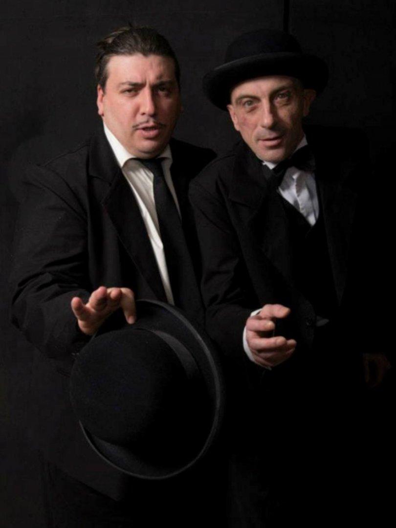 Геро и Малин Кръстев си партнират в тази комедия