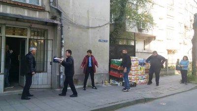 Кампанията се провежда за втора поредна година. Снимки БСП - Бургас