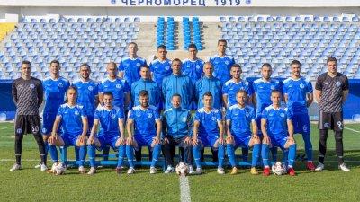 Черноморец с втора победа след началото на пролетния дял