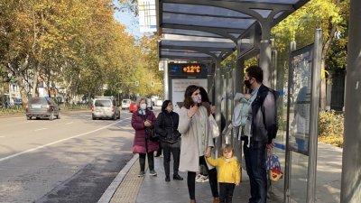 Маските са задължителни в Мадрид и на открито. Снимки Ангелина Горанова