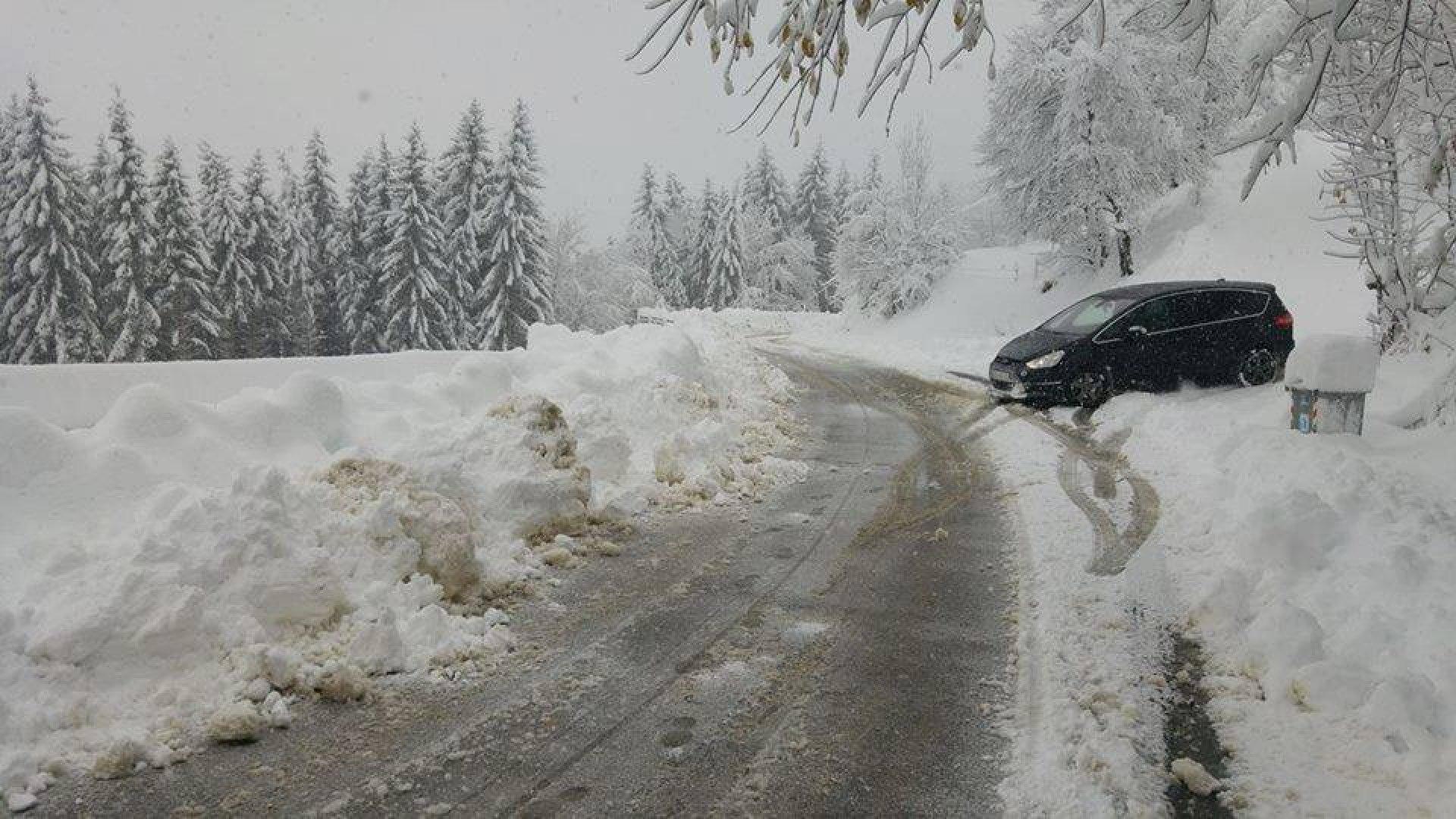 Снеговете тепърва предстоят
