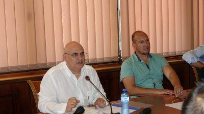 Докладната бе разгледана на заседание на Комисията по благоустройство и комунални дейности в ОбС - Варна. Снимка ОбС - Варна