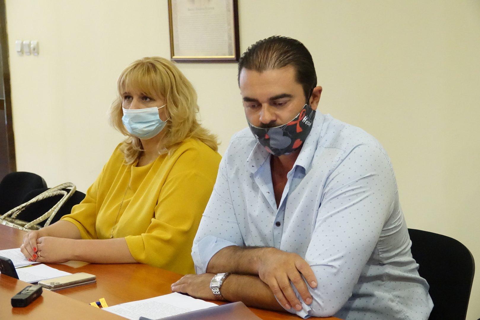 Проектното предложение получи зелена светлина на заседание на комисията. Снимки ОбС - Варна