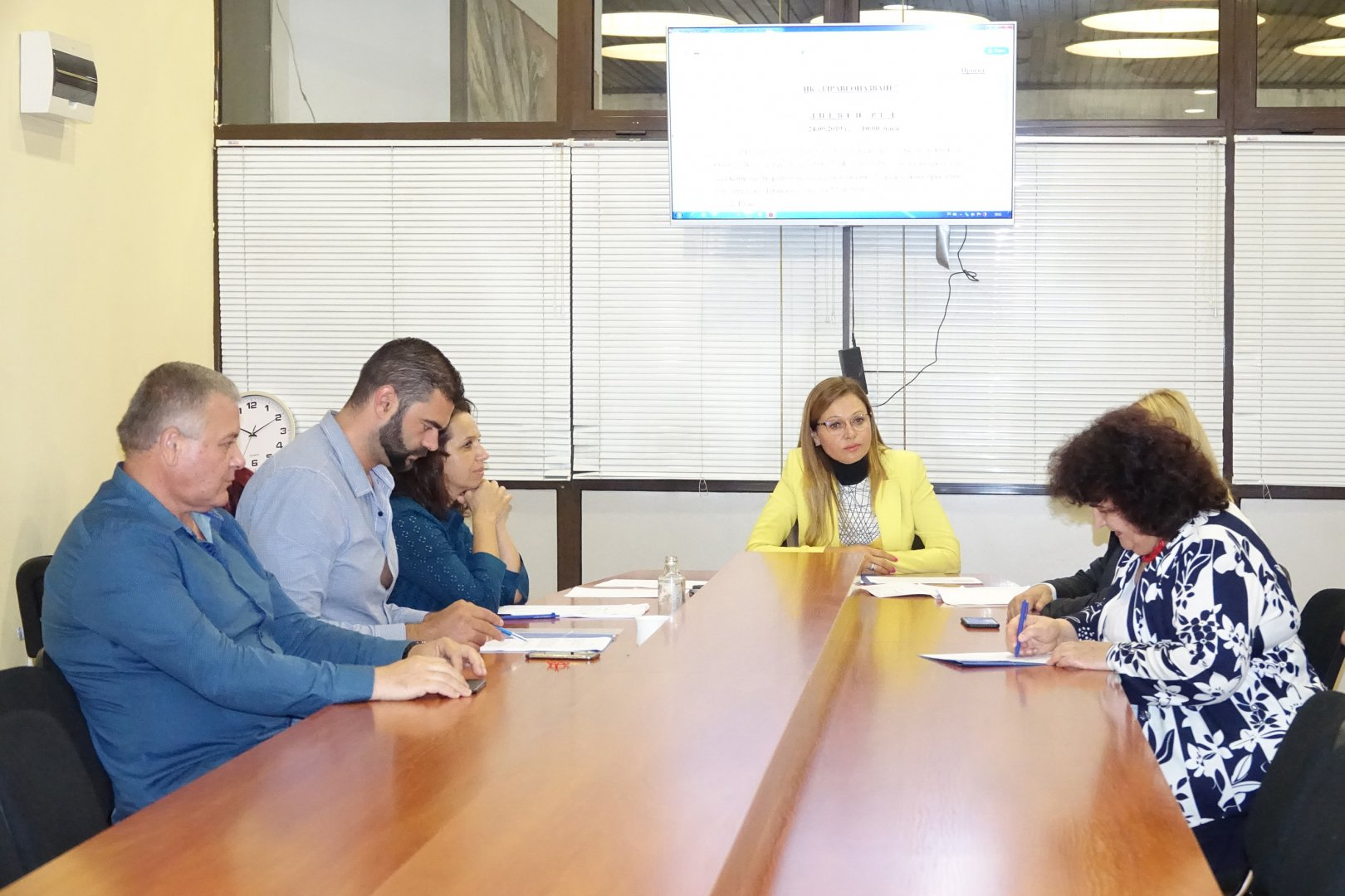 Докладната записка е разгледана на заседание на Комисията по здравеопазване. Снимка ОбС - Варна