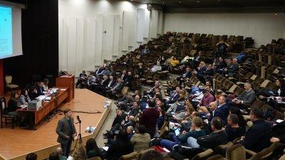 Местният парламент във Варна избра ръководствата и съставите на комисиите. Снимки ОбС - Варна