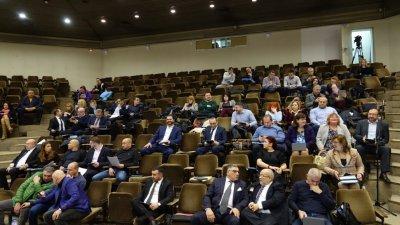Решението е взето на заседание на Председателския съвет на ОбС - Варна. Снимка Архив