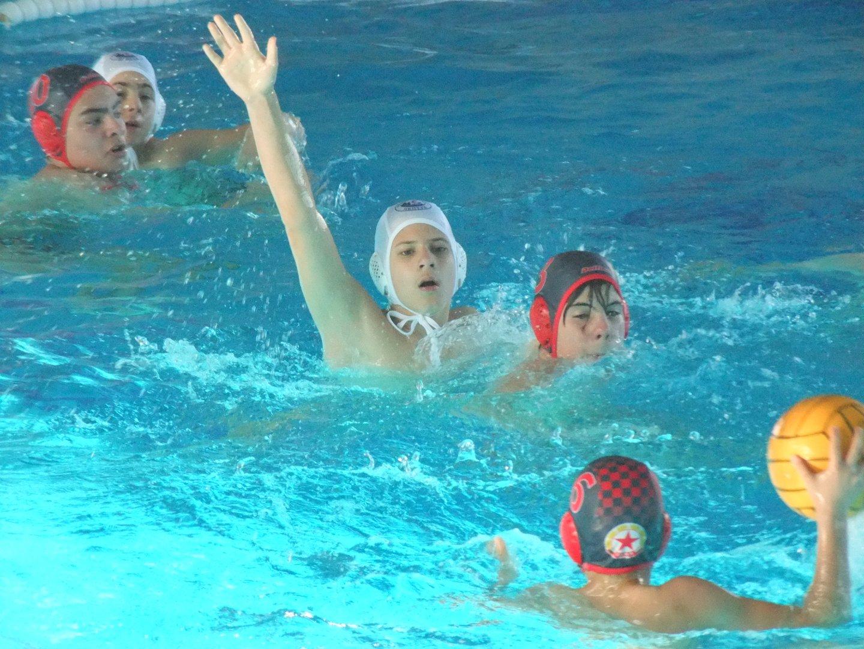Акулитезаписаха впечатляващи победи във всички срещи от квалификацията. Снимка Черноморец