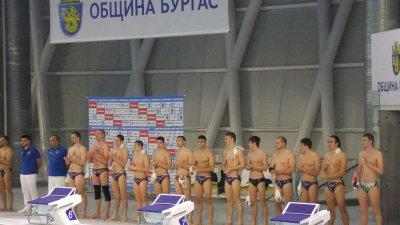 Финалът е днес от 17.00 часа в Парк Арена ОЗК. Снимка Венелина Стоянова