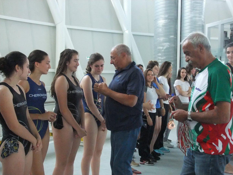 Ватерполният отбор на Черноморец е сред водещите клубове в България