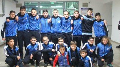 Черноморец е първи в квалификациите с 15 точки
