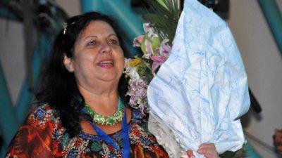 Татяна Йотова ще изнесе концерт в Дома на писателя. Снимка Архив Черноморие-бг