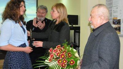 Голямата награда получи Мария-Йоана Донкова от Плевен. Снимки Лина Главинова
