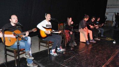 Учениците от ПГЕЕ Константин Фотинов ще покажат своите таланти. Снимка Лина Главинова