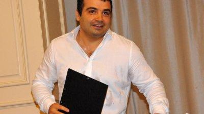 Константи Бачийски е зам.-председател на СЕК и общински съветник. Снимка Лина Главинова