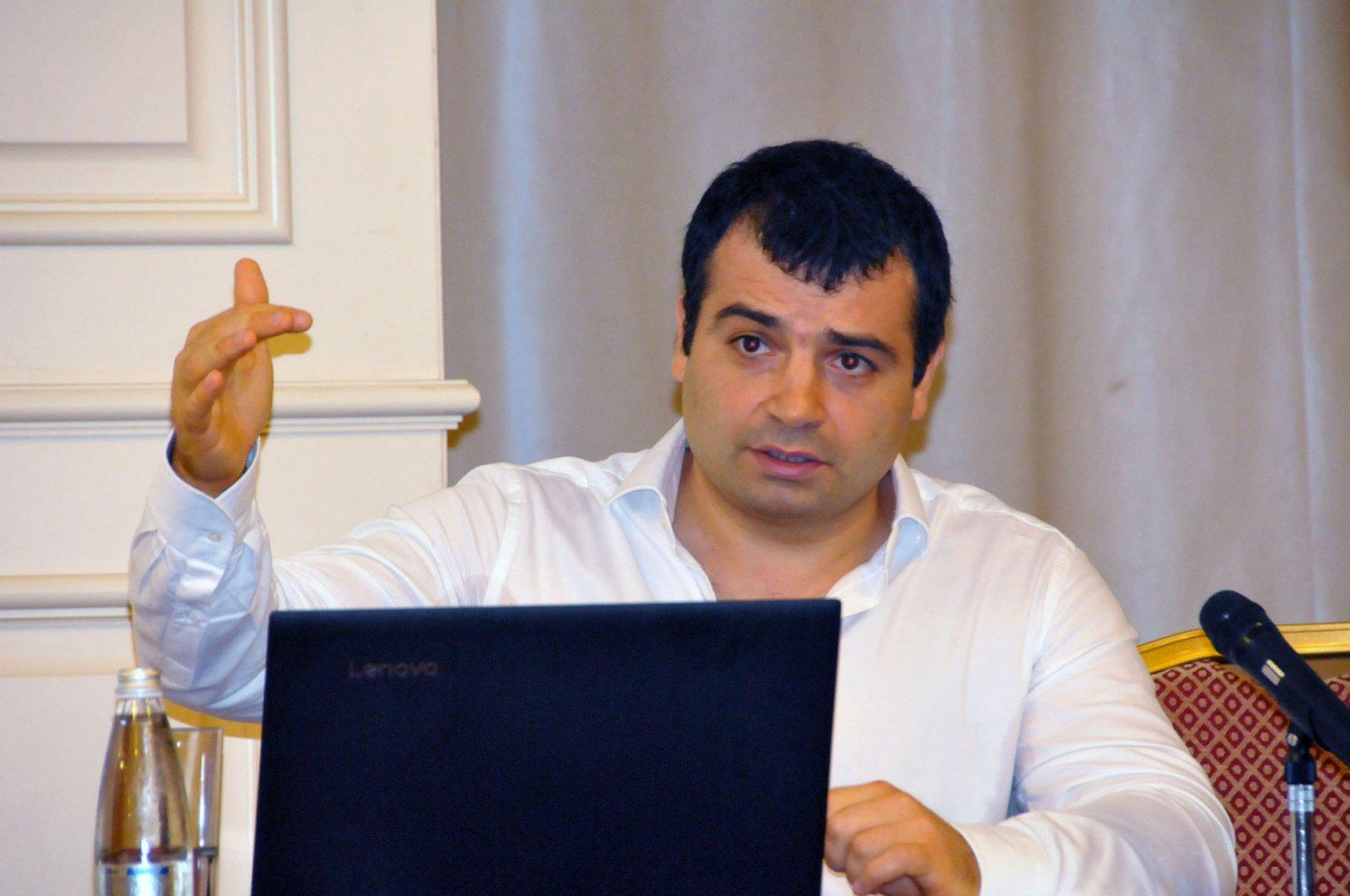 Сега ще се плаща за извозен тон опадъци, не на курс, обясни Бачийски. Снимка Архив Черноморие-бг