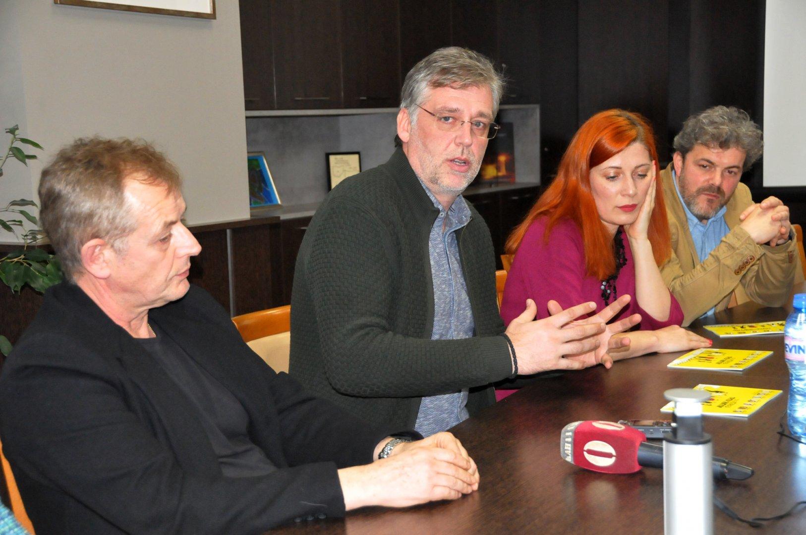 50 000 лева ще получи екипът на филма Голата истина за група жигули. Снимки Черноморие-бг