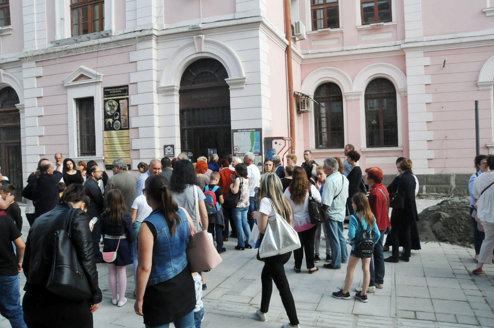 Музеите ще работят при вход свободен в съботната нощ. Снимка Архив Черноморие-бг
