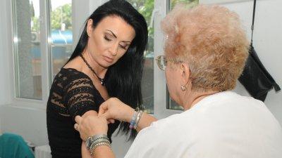 Вержиния Иванова знае, колко е важно да се дарява кръв и се надява и други да я последват