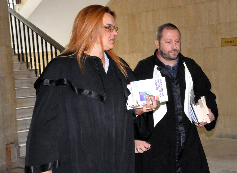 Състав на Административния съд в Бургас потвърди решението на ЦИК. Снимки Лина Главинова