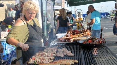 Фестивалът ще се проведе на 5-ти и 6-ти август на пристанището в Бургас. Снимка Архив Черноморие-бг
