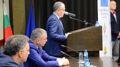 Форумът ще се проведе на 3-и и 4-и май във Варна. Снимки Пресцентър Община Варна