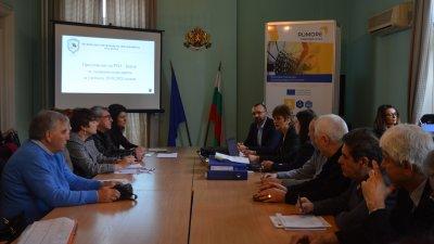 Пазарът на труда в област Бургас все повече има потребност от специалисти с базови, ключови компетентности. Снимка Областна управа