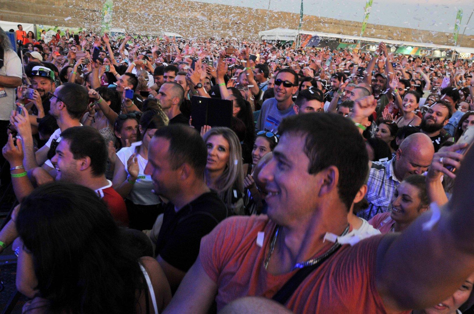 Фестивалът през 2020 година ще бъде три дни. Снимка Архив Черноморие-бг