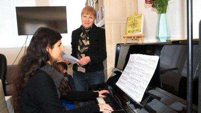 Роза Боянова спазва препоръките на Щаба и си е у дома. Снимка Архив Черноморие-бг