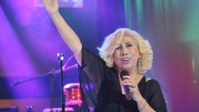 Силвия Кацарова ще пее на 14-ти август в Летния театър на Бургас. Снимка Лина Главинова