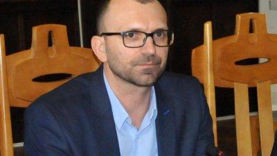 Областният управител Вълчо Чолаков събира утре членовете на щаба. Снимка Архив Черноморие-бг