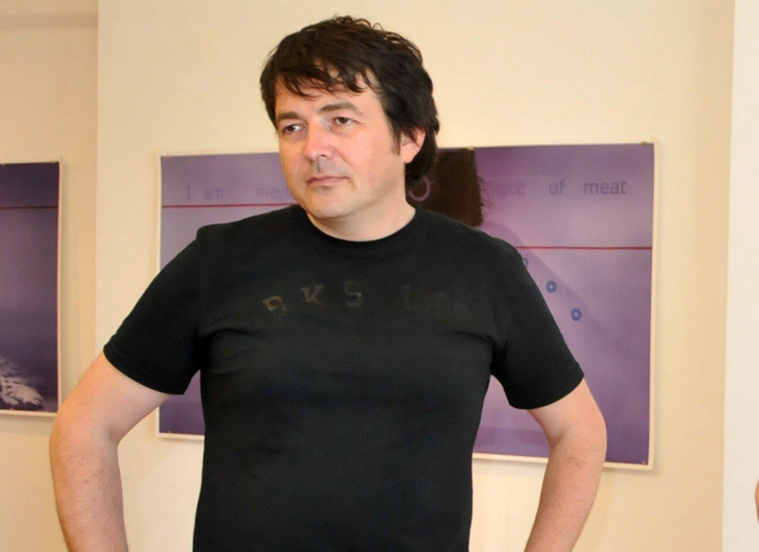 Иво Бистрички е сред отличените. Снимка Лина Главинова