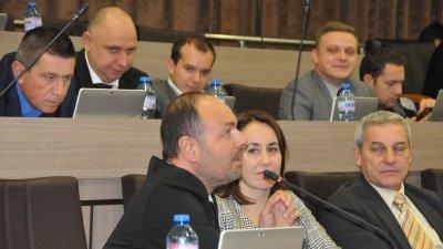Докладната записка е на Калояна Живкова и Пеньо Мечков. Снимка Лина Главинова
