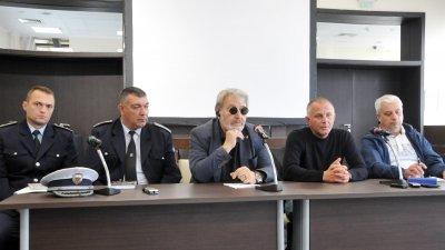 Писта Бургас се организира от АСК Вромос и Община Бургас. Снимки Лина Главинова