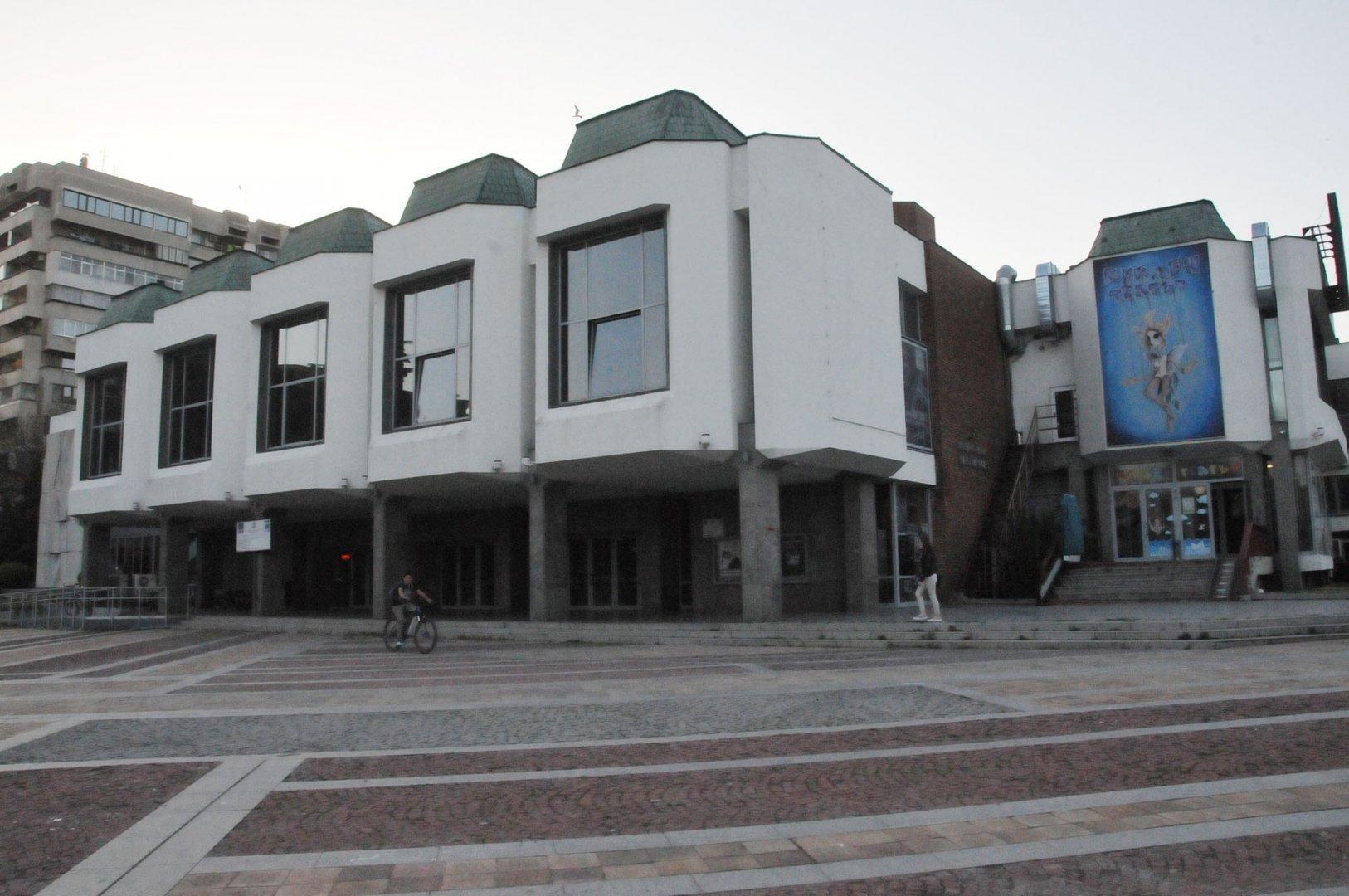 Премиерата е този петък в Държавна опера - Бургас. Снимка Архив Черноморие-бг