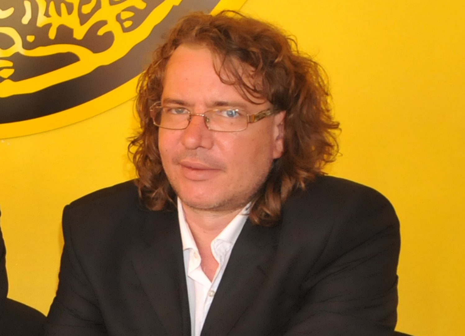 Георги Маринчев е кандидат за общински съветник от листата на ГЕРБ. Снимка Лина Главинова