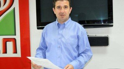 Живко Господинов алармира за финансовото състояние на фирмата още миналата година. Снимка Архив Черноморие-БГ
