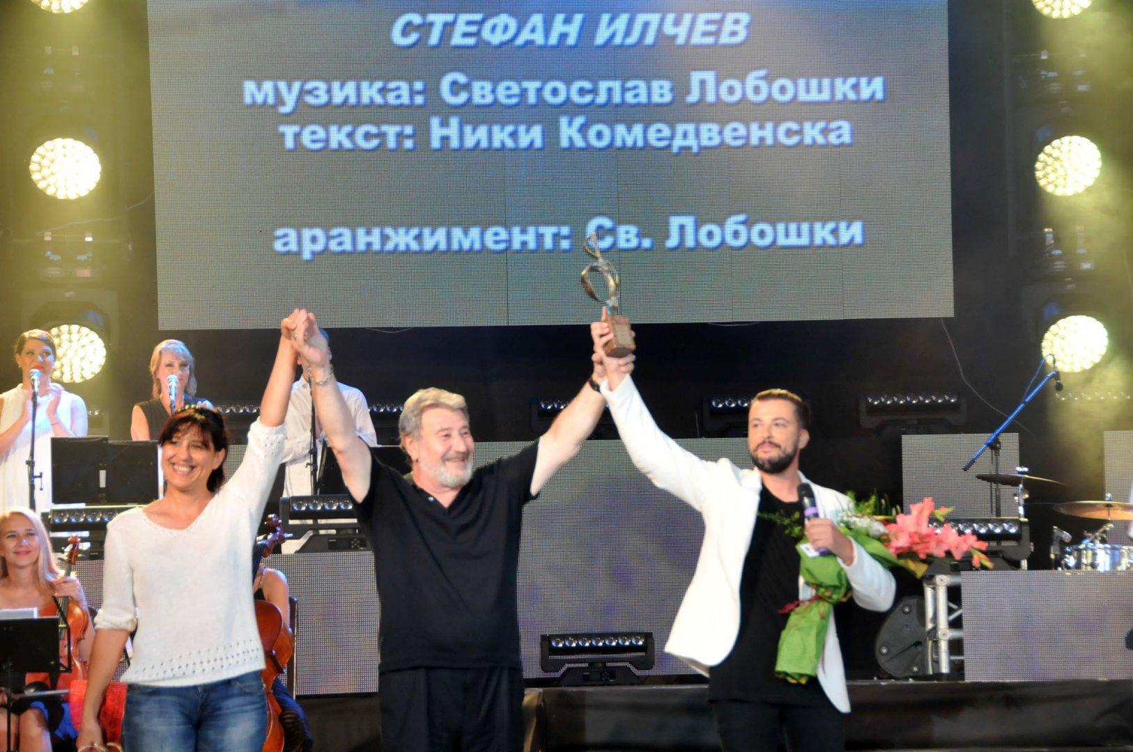 Конкурсът ще се проведе за 37-ми път в Летния театър на Бургас. Снимка Архив Черноморие-бг
