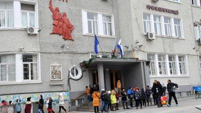Най-старото бургаско училище празнува 150 г. Снимка Архив Черноморие-бг