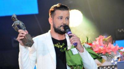 Стефан Илчев спечели наградата на публиката през 2018 година. Снимка Архив Черноморие-бг