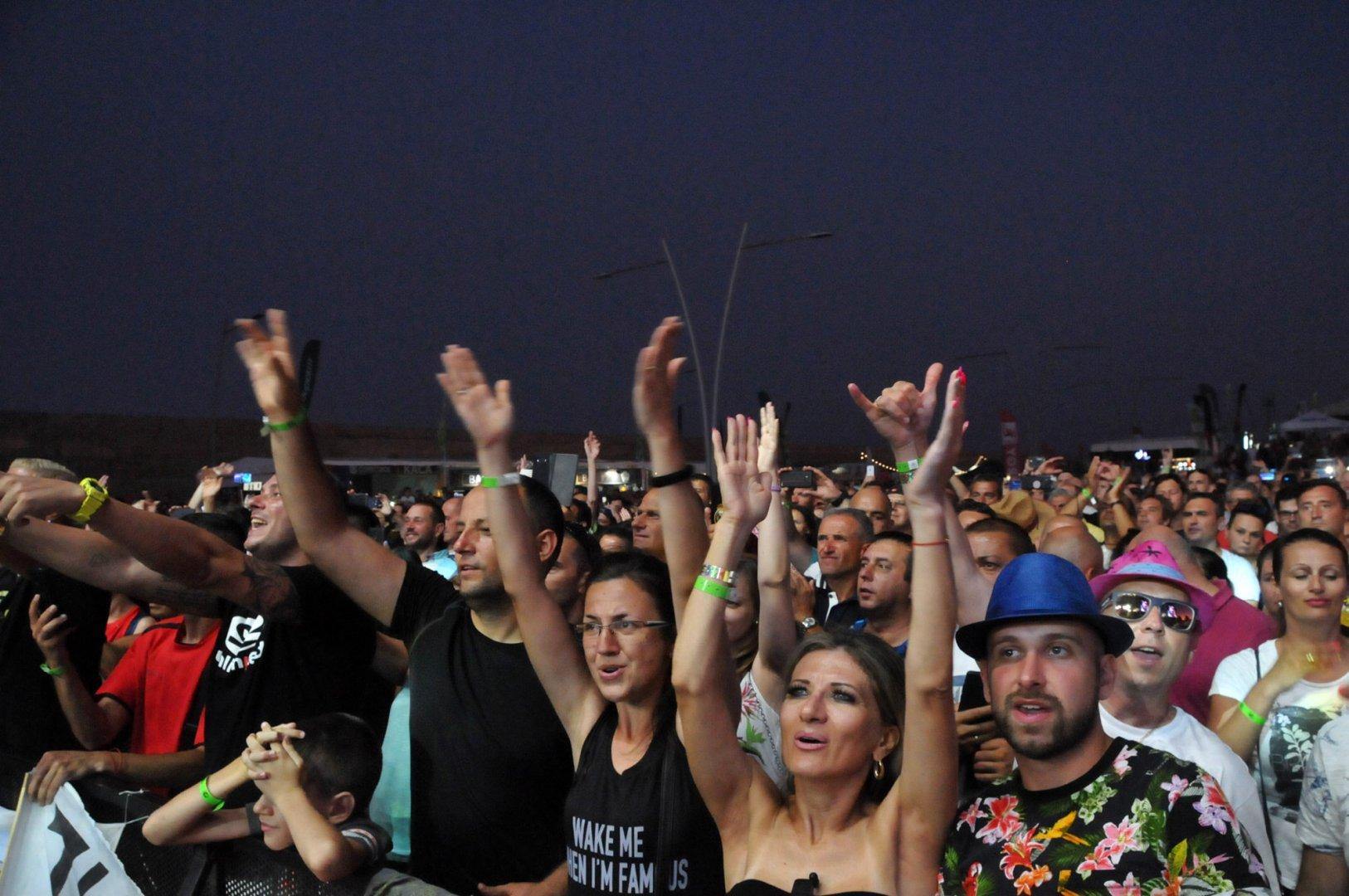 Фестивалът догодина ще бъде тридневен. Снимка Архив Черноморие-бг