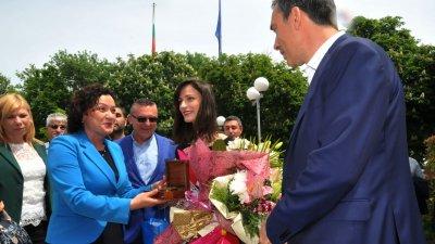 На 20-ти май т.г. Габриел отпразнува рождения си ден в Бургас. Снимка Архив Черноморие-бг