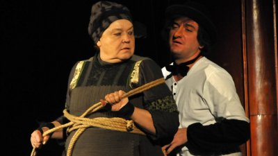 Представленито на Свекърва с участието на Димитрина Тенева също се отлага за ноември. Снимка Архив Черноморие-бг
