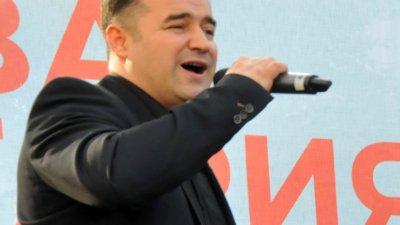 Валентин е новото попълнение в групата. Снимки Лина Главинова