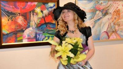 Всички ще помнят неизменната усмивка на Лора. Снимка Архив Черноморие-бг