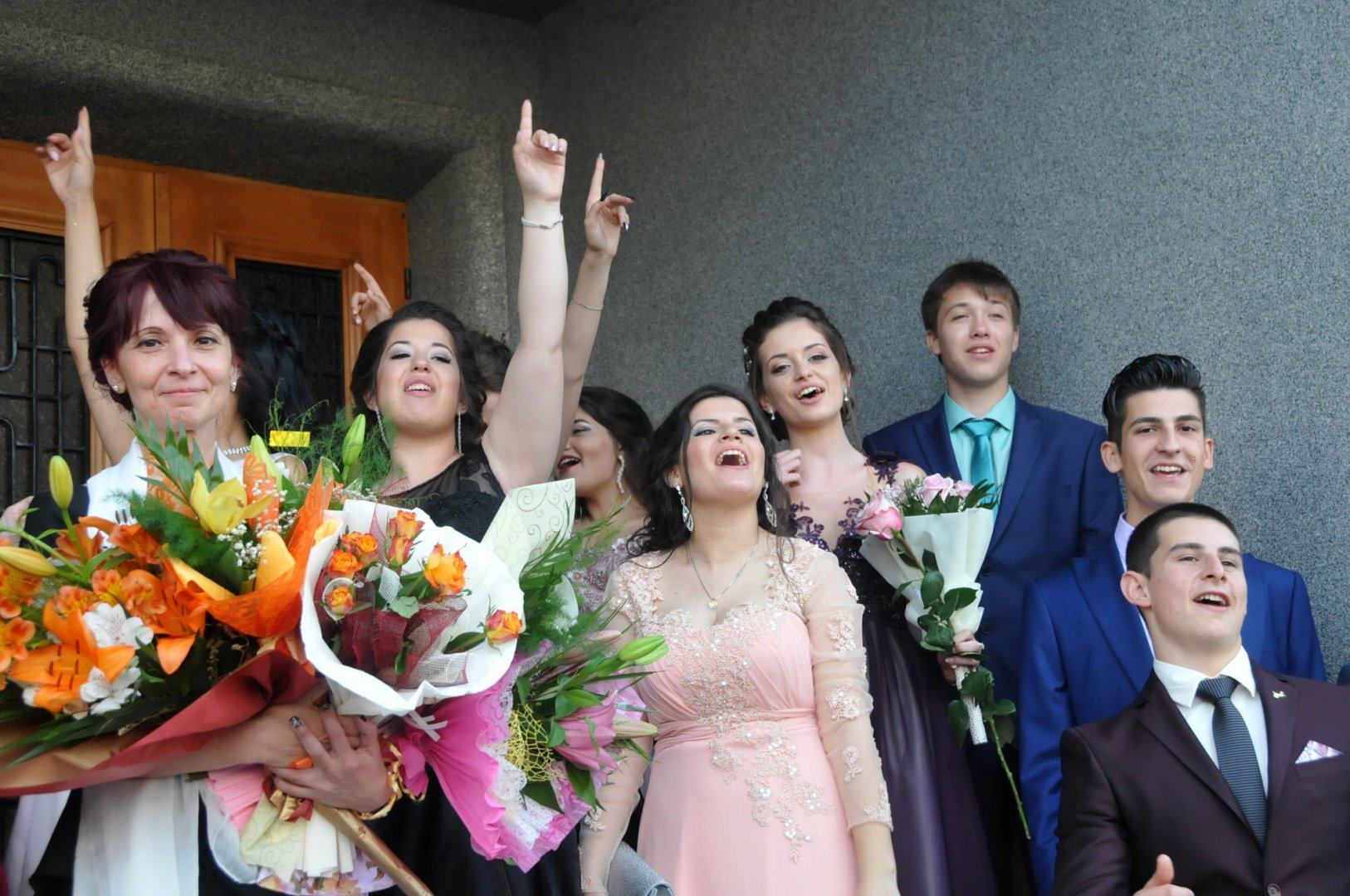 3000 ученици завършиха средното си образование в Бургаско тази година. Снимка Архив Черноморие-БГ