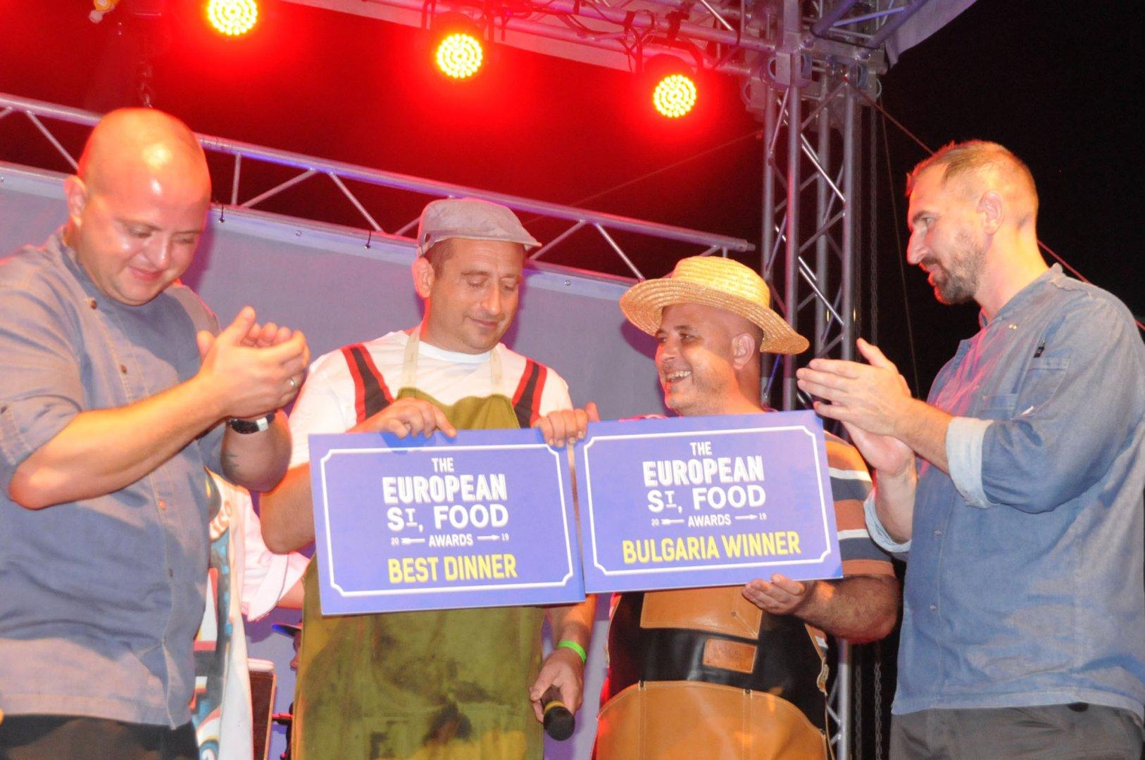 Бургазлии ще представят страната ни на финала в Малмьо тази есен. Снимки Лина Главинова