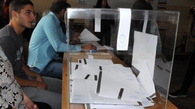 2 484 са избирателите, които гласуват днес в община Бургас. Снимка Архив Черноморие-бг