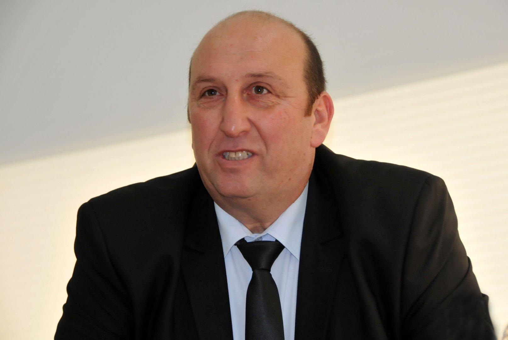 Поставили сме си амбициозни цели за следваща година, каза кметът на Средец Иван Жабов. Снимка Архив Черноморие-бг